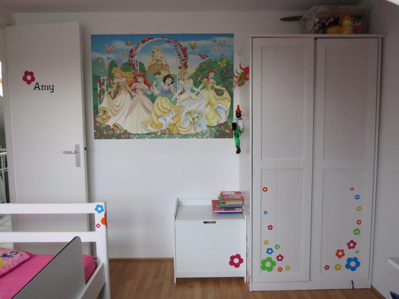 Voorbeeld Slaapkamers Kinder : Voorbeelden Muursticker Slaapkamer ...