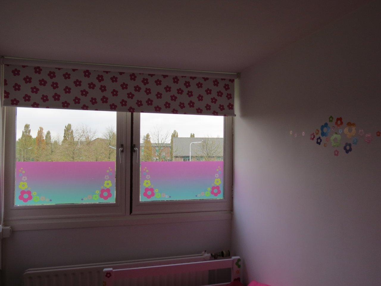 Voorbeeld Slaapkamers Kinder : ... tot raamfolie in de slaapkamer ...