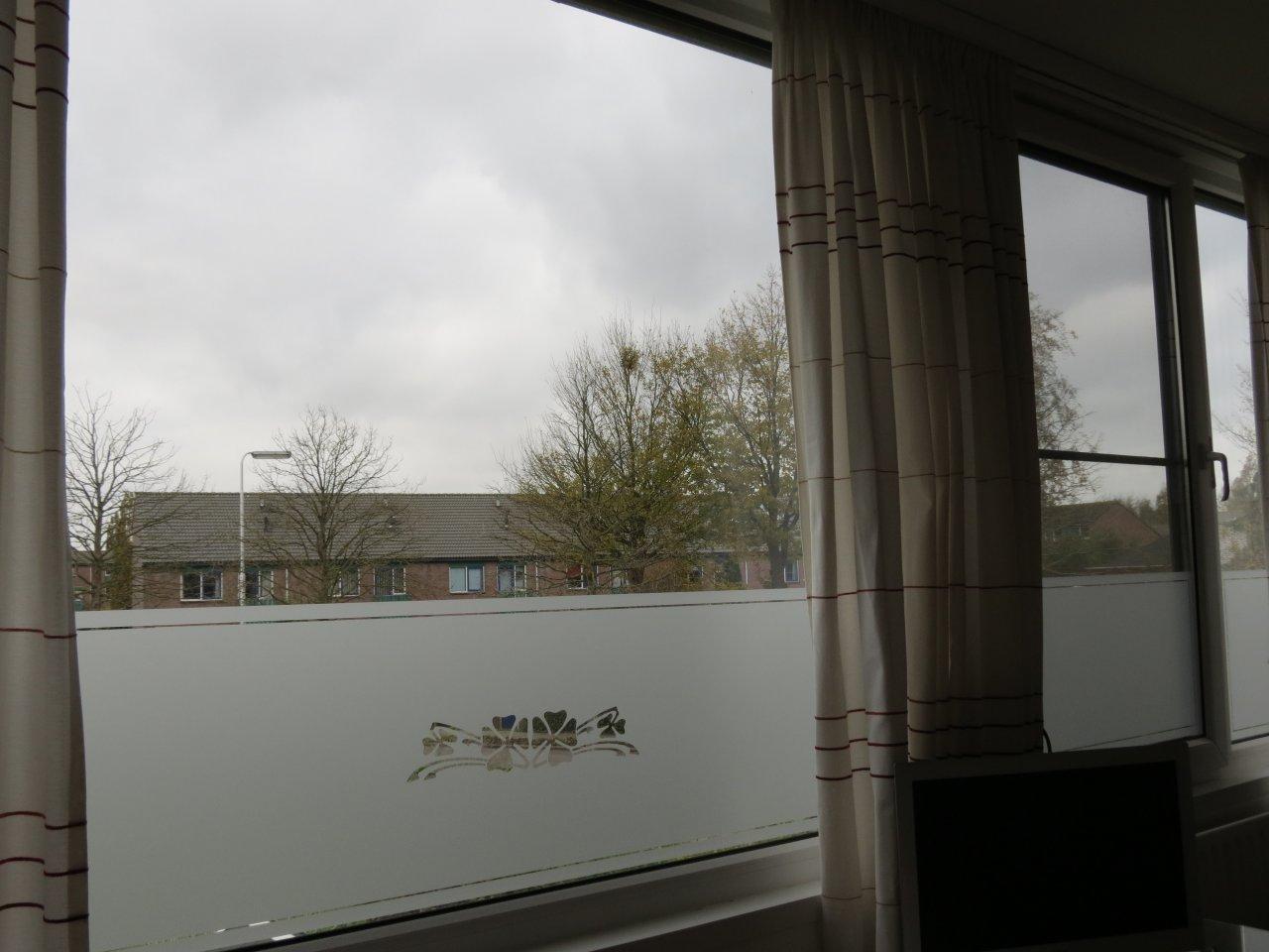 Kosten Sloop Badkamer ~ Voorbeelden Raamfolie Slaapkamer  RaamfolieBestellen nl (PLAKhetzelf